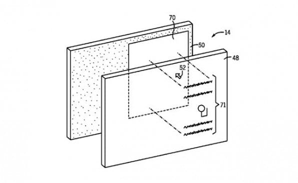 Apple-Patent auf ein Augmented-Reality-Display wurde im November 2014 vergeben.