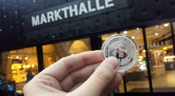 Bitcoin aus dem Automaten: Mittlerweile gibt es in einigen Städten sogar erste Geldautomarten für Bitcoins – so zum Beispiel in Zürich.
