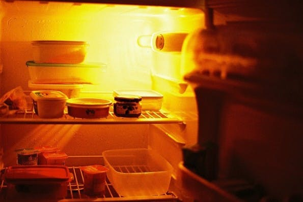 Botnet: Auch ein Kühlschrank war Teil des Spam-Netzwerks. (Foto: Miguel Pires da Rosa / Flickr Lizenz: CC BY-SA 2.0)