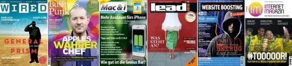 Doppelklick: Die Tech-Presse boomt, aber über allem liegt ein Schatten. (Bild: t3n)