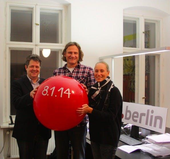 Berlin: Die Hauptstadt bekommt eine eigene Top-Level-Domain. (Bild: dotBERLIN GmbH & Co. KG)