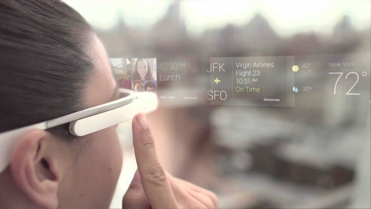 Hype um Datenbrille abgeebbt: Google soll Glass erst 2015 vorstellen