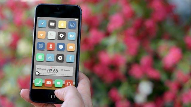 iOS 7: Die 14 schönsten Homescreens mit Jailbreak