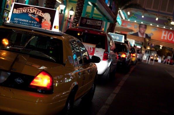 """""""Wenn dir der Taxifahrer Startup-Tipps gibt, dann bist du im Silicon Valley, oder in Las Vegas."""" (Quelle: flickr.com/john-pozadzides)"""