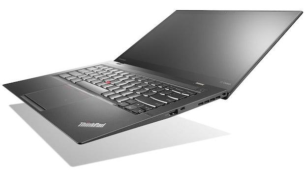 CES 2014: Lenovo aktualisiert Flaggschiff-Ultrabook X1 Carbon – noch schneller und noch dünner