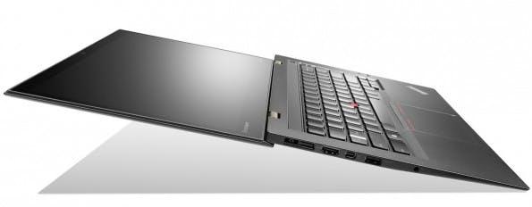 X1 Carbon: Das schlanke Ultrabook wurde überarbeitet. (Bild: Lenovo)