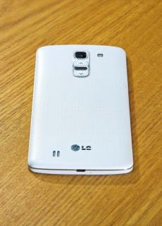 LG G Pro 2: So soll das Phablet aussehen. (Foto: dcinside)