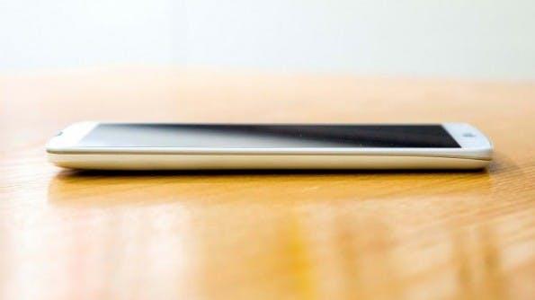 LG G Pro 2: Gerüchte sprechen von einem sechs Zoll großen Display. (Foto: dcinside)