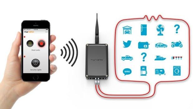 My N3RD: Mit der WLAN-Box könnt ihr jedes Gerät per App steuern