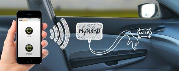 My N3RD macht aus eurem Smartphone die Fernsteuerung für jedes Gerät eurer Wahl. (Bild: My N3RD / Kickstarter)