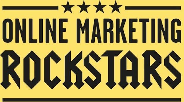 Online-Marketing satt mit Top-Speakern auf der Online Marketing Rockstars