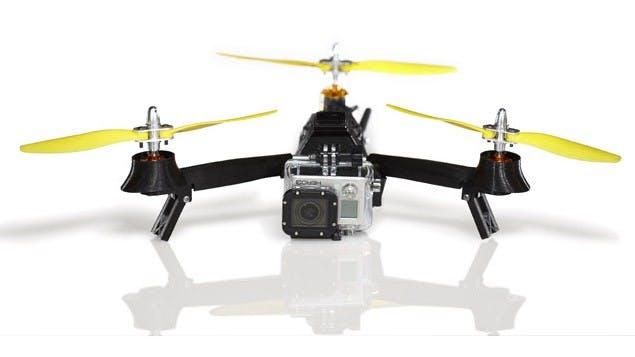 Pocket Drone: Die Mini-Drohne für unterwegs
