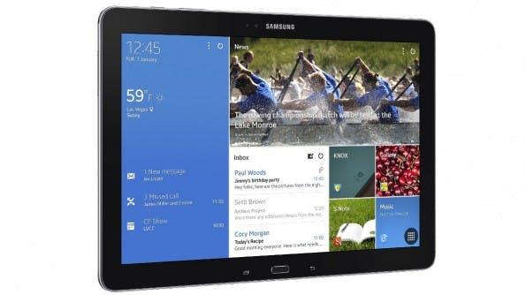 Google soll Probleme mit Samsungs Vorstellung von Android haben. (Bild: Samsung)
