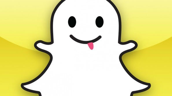 Snapchat: Auch für Marketingzwecke lässt sich die App nutzen. (Logo: Snapchat)