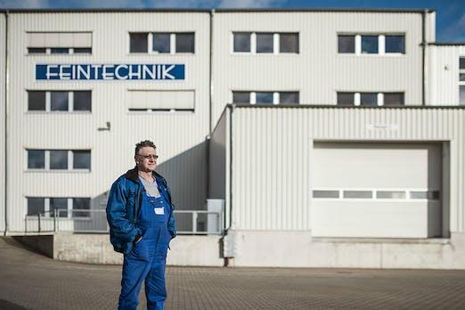 100 Millionen Dollar – Startup kauft Fabrik in Thüringer Dorf
