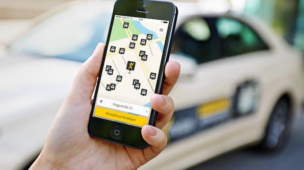 Mytaxi-Chef: In 10 bis 20 Jahren fahren die meisten Taxis autonom