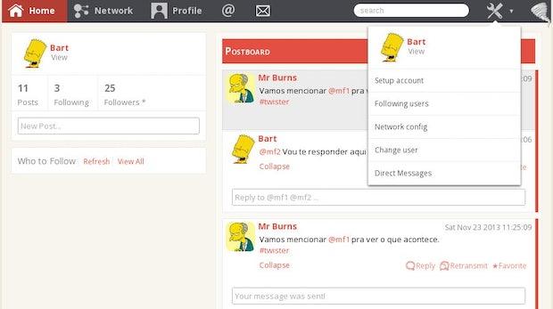 Twister: Eine dezentrale Twitter-Alternative für die Post-PRISM-Welt