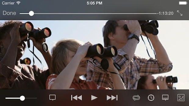 VLC für iOS: Mediaplayer kann jetzt auch aus Dropbox und Google Drive streamen