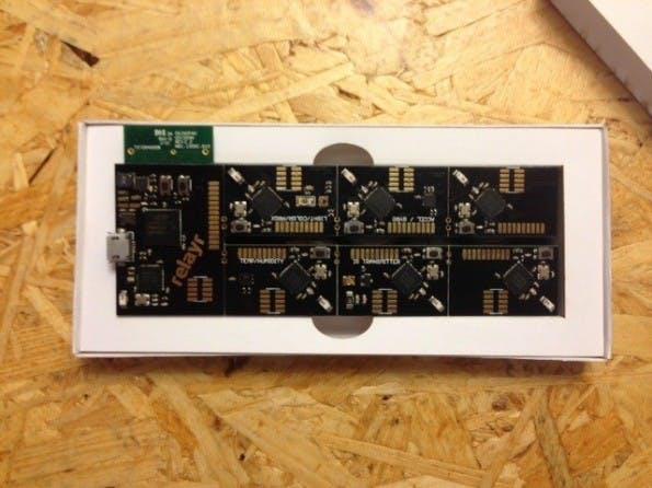 WunderBar: Verschiedene Sensoren für eure Projekte. (Foto: relayr)