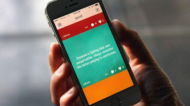 Secret: Das ist der neue App-Hit aus San Francisco