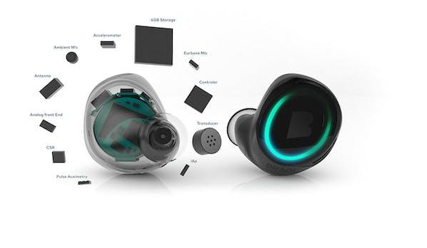 Bragi: Hat sich Apple ein Münchner Startup für kabellose Ohrhörer geschnappt?