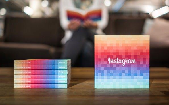 Instagram for Business: Handbuch und Tumblr-Blog begleiten Marketer beim Werben. (Bild: Instagram)