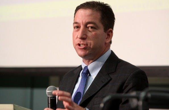 The Intercept: Die Investigativ-Plattform wird unter anderem von dem NSA-Journalisten Glenn Greenwald geführt. (Bild: Flickr-Gage Skidmore / CC BY-SA 2.0