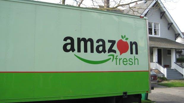 Wie ich beinahe verhungerte und wie die Amazon-Logistik das in Zukunft verhindern wird