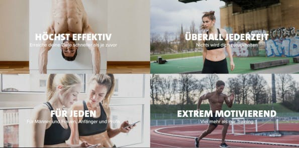 fitness apps freeletics