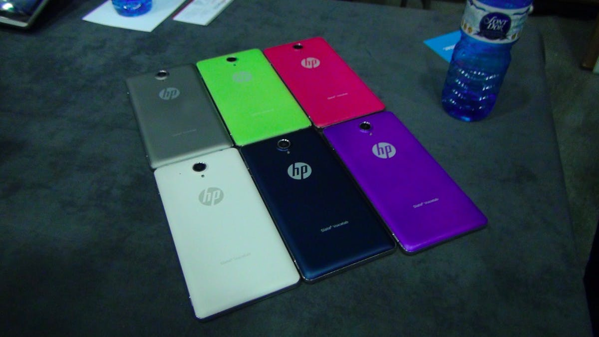 MWC 2014: HPs erste Android-Phablets mit 6- und 7-Zoll-Diagonale im Hands-On