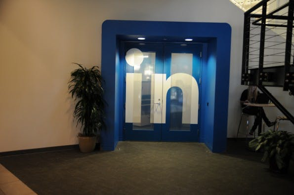 LinkedIn kann euch viele Türen öffnen. #FLICKR#