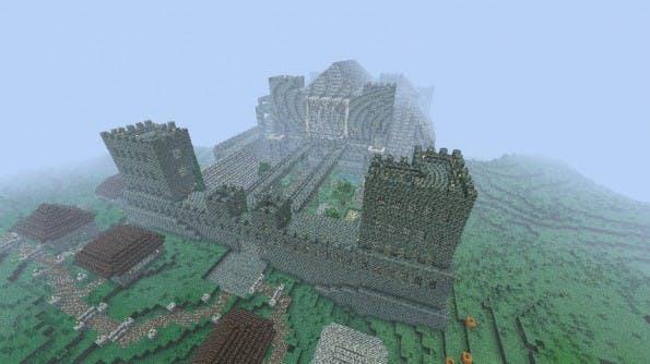 Minecraft: Das Indie-Spiel soll von Warner Brothers verfilmt werden. (Screenshot:  post-apocalyptic research institute / Flickr Lizenz: CC BY-SA 2.0)