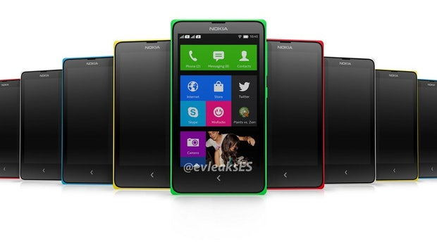 "MWC 2014: Nokia will Android-Smartphone ""Normandy"" vorstellen"