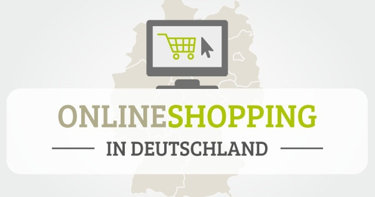 online shopping was und wie deutschland im internet kauft infografik t3n. Black Bedroom Furniture Sets. Home Design Ideas
