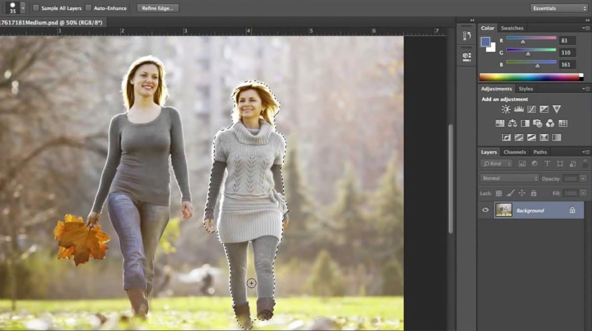 Photoshop-Tutorials: Adobe-Video für Anfänger erleichtert den Einstieg
