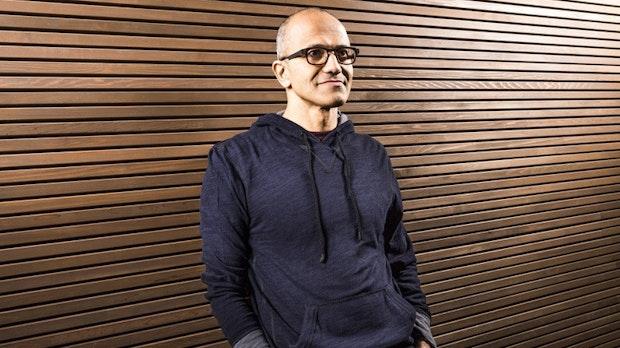 Microsoft: Satya Nadella wird neuer CEO