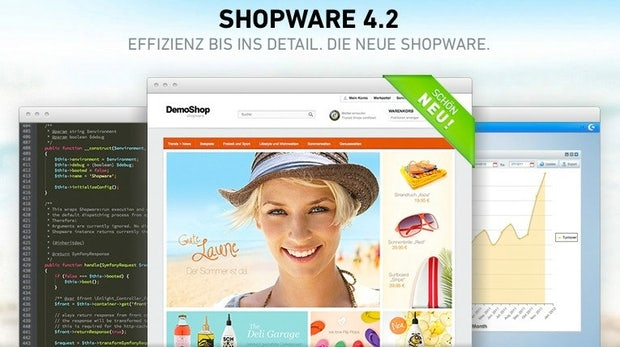 Shopware 4.2 bringt 30 Neuerungen und bessere Symfony-2-Integration