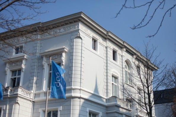Das Doo-Hauptquartier in der Argelanderstraße in Bonn: Hier tüftelte das Startup zweieinhalb Jahre lang an der Vision des papierlosen Büros. (Foto: Doo)