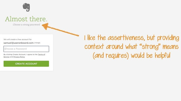 Webdesigner-Inspiration: Wie Evernote, Quora und WhatsApp das Onboarding gestalten