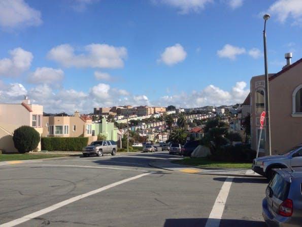 Eine Wohnung zu passablen Preisen in einer guten Nachbarschaft zu finden ist eine große Herausforderung in San Francisco. (Foto: Moritz Stückler)