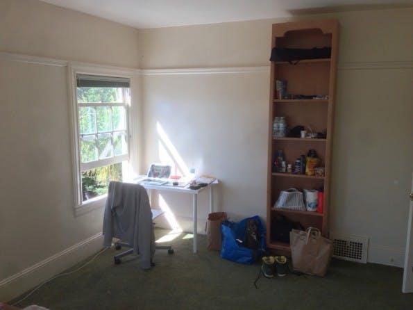 Luxus ist anders: Für knapp 1000 Dollar Miete ist mein Zimmer trotzdem relativ günstig. (Foto: Moritz Stückler)