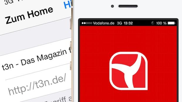 Web-App-Grafiken für Android und iOS: Das musst du beachten
