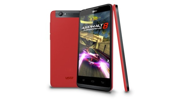 MWC 2014: Yezz Andy A5QP – Spannendes Newcomer-Smartphone mit Achtkern-CPU im Hands-On