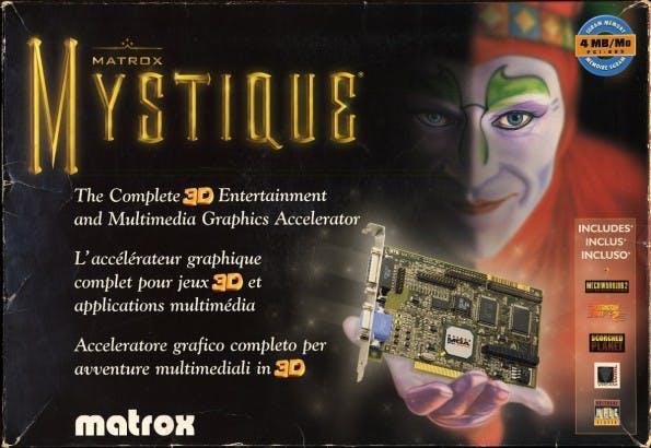 Matrox Mystique