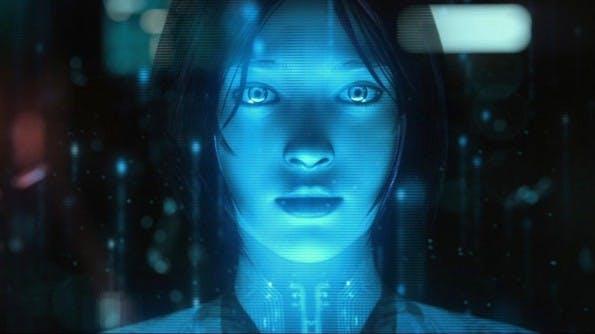 Cortana: Nach dieser Spielfigur wurde der Sprachassistent benannt. (Bild: apfelpage.de)