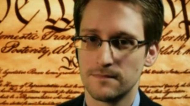 """Edward Snowden appelliert an Hacker: """"Wir brauchen euch, um das in Ordnung zu bringen!"""""""