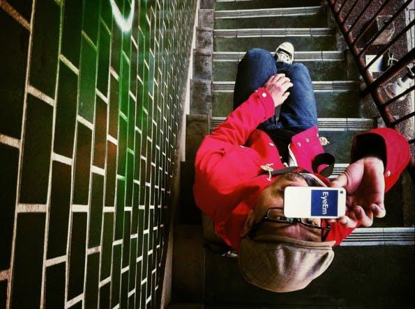 Authentisch: Für Medienschaffende sind EyeEm-Aufnahmen eine Alternative zur Stockfotografie. (Foto: @miyamonchi, via EyeEm)