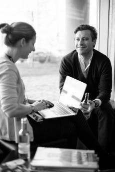 EyeEm-Gründer Florian Meissner im t3n-Interview beim hy! summit.
