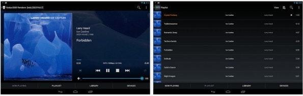 Die App bringt lokale Inhalte auf euer Chromecast. (Screenshot: Play-Store)