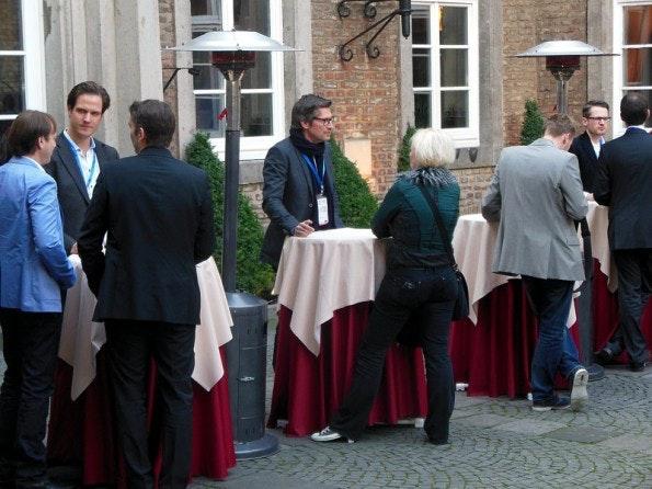 Die Content-Marketing-Conference 2014. (Foto: Ulf-Hendrik Schrader)